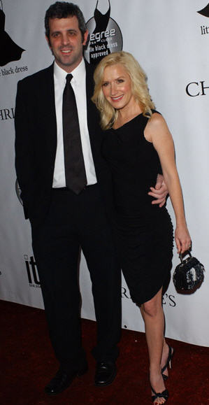 Angela Kinsey with cool, Single
