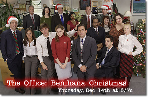 The Office: Benihana Christmas