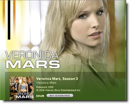 Veronica Mars on iTunes