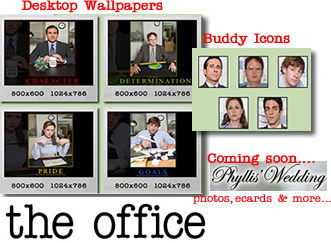 The Office Wallpapers and Buddy Icons