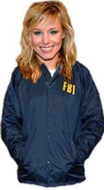 Veronica Mars Canceled…or an FBI Agent