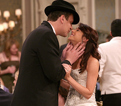 HOW I MET YOUR MOTHER FINALE - Lily and Marshall