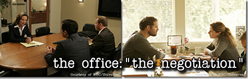 The Office: The Negotiation