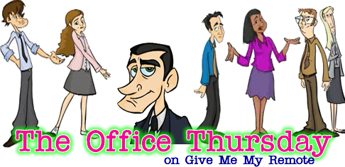 The Office Thursday at Give Me My Remote
