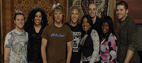 American Idol, Bon Jovi