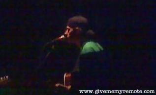 John Krasinski Takes the Stage with Ben Gibbard