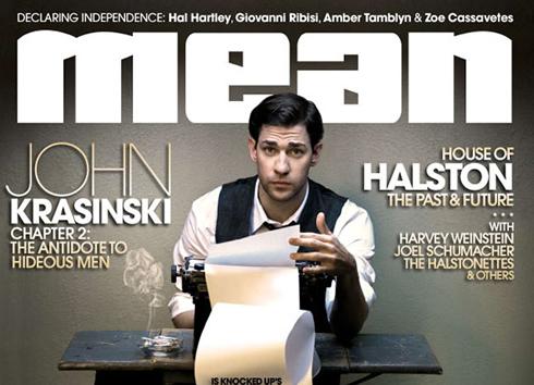 John Krasinski, Mean Magazine (1)