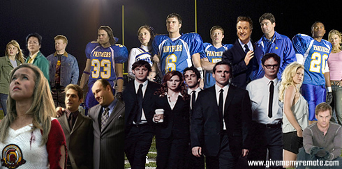 FRIDAY NIGHT LIGHTS & THE OFFICE Big Winners at The TCA Awards