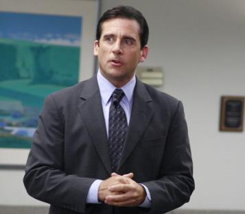 Michael Scott, The Office Season 4