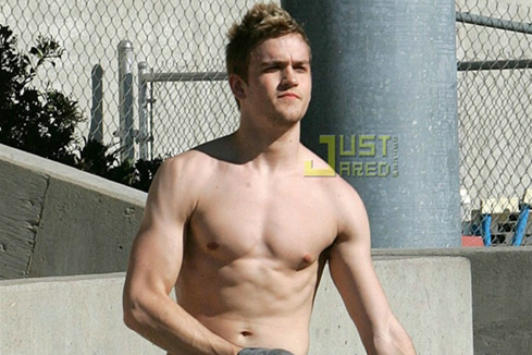 Neil Haskell Shirtless