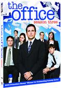 THE OFFICE Season 3 DVD