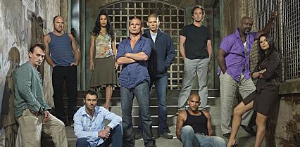 Prison Break Cast Season 3