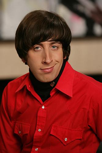 simon helberg - The Big Bang Theory / Dizi