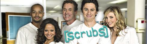 Cast of SCRUBS