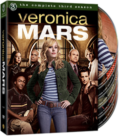 Veronica Mars Season 3 on DVD