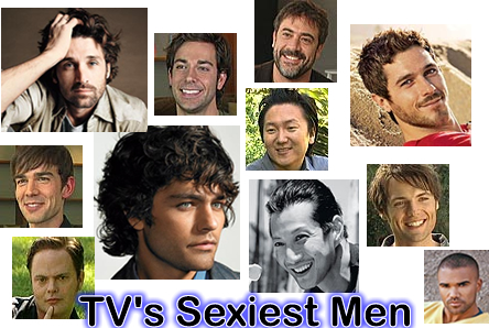 Sexiest Men Alive - TV