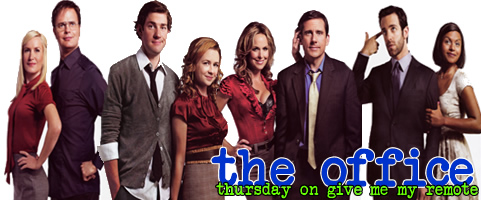 The Office Thursday on GMMR