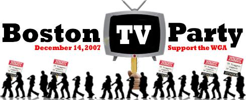 Boston TV Party