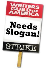 WGA Slogan
