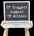 Bloggers support WGA