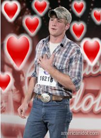 Drew, American Idol