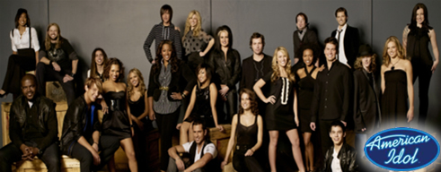 American Idol Top 24