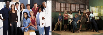 "Grey's Anatomy and Private Practice - ""Good Medicine"""