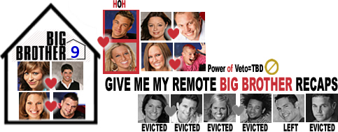 Big Brother 9 Recap