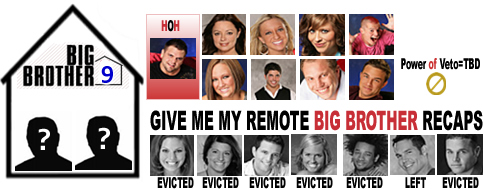 Big Brother 9 Spoilers and Recap