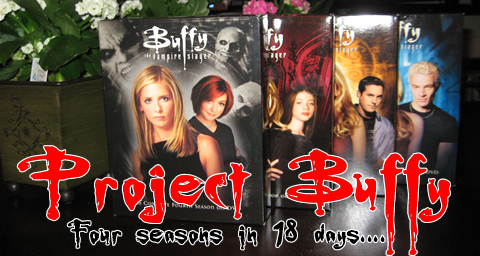 Project Buffy: A Buffy Newbie Takes on the Slayer