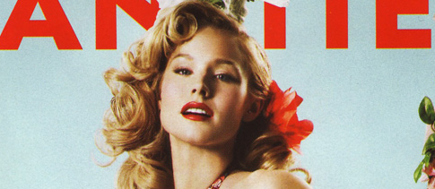 Kristen Bell in Vanity Fair