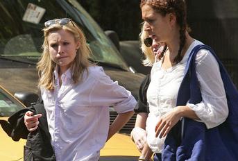 Kristen Bell, Amy Poehler, Maya Rudolph