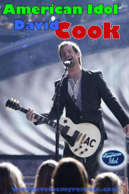 David Cook Wins American Idol