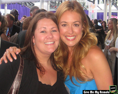 Cat Deeley, host of SO YOU THINK YOU CAN DANCE