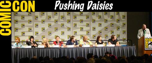 Pushing Daisies at Comic Con 2008