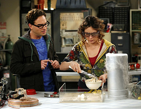 "Responses to ""Sara Gilbert Joining THE BIG BANG THEORY"""