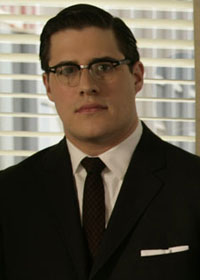 Rich Sommer of MAD MEN to guest on THE OFFICE