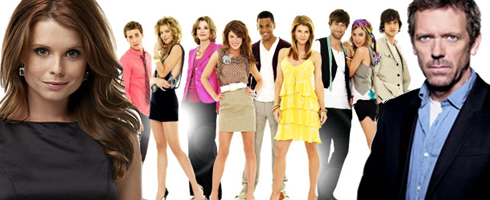 About Last Night: 90210, HOUSE, & <s>PRIVILEGED</s>