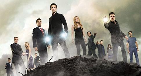HEROES Cast Season 3