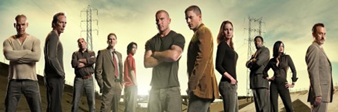 PRISON BREAK Cast Season 4