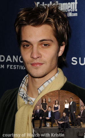 Brothers & Sisters, Ryan Lafferty as played by Luke Grimes