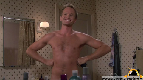 Neil Patrick Harris, The Naked Man