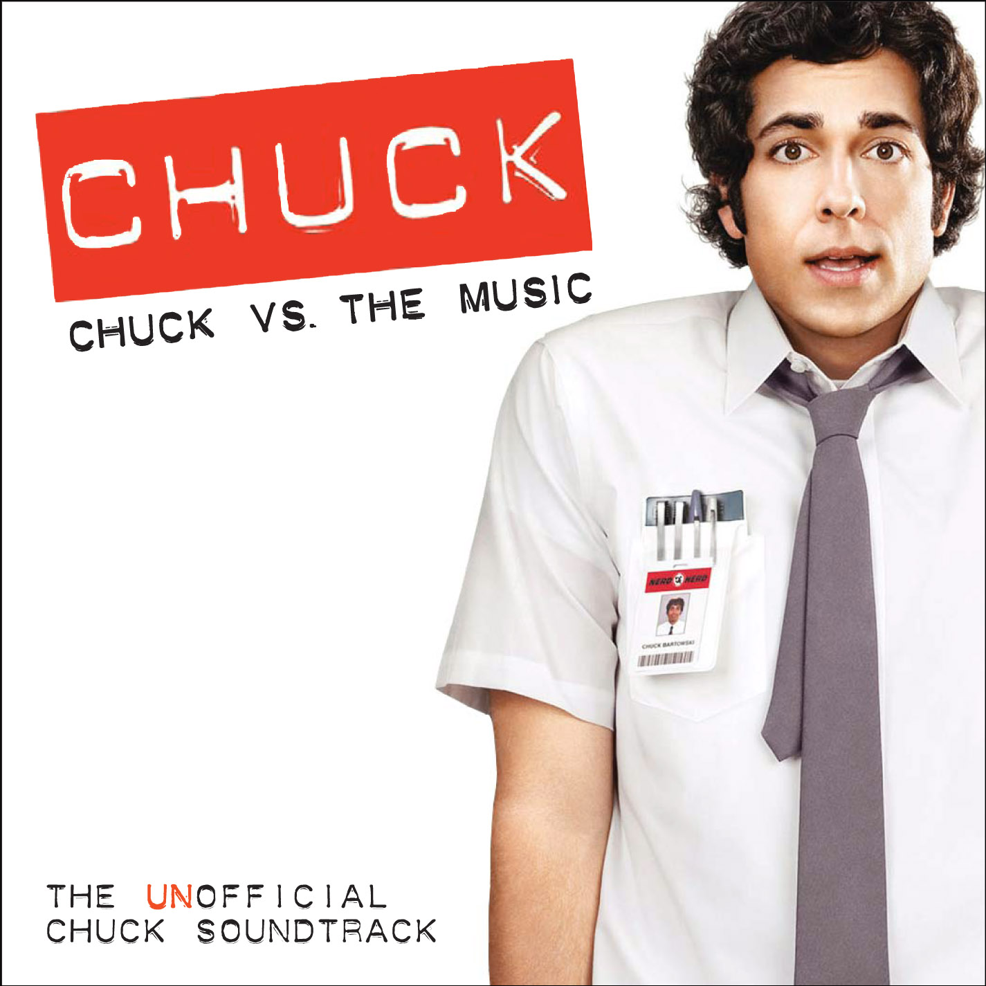 CHUCK vs  The Music: The Unofficial CHUCK Soundtrack - Give