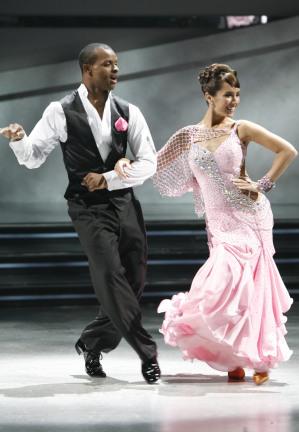 Brandon Bryant & Janette Manrara