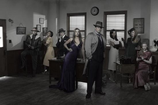 CASTLE Season 4 Cast Photo | Give Me My Remote