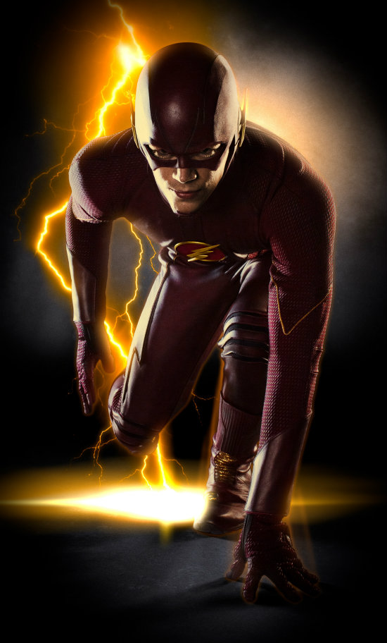 THE FLASH Full Suit Image-