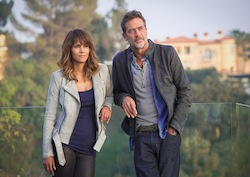 """Change Scenario"" -- Coverage of the CBS series EXTANT, scheduled to air on the CBS Television Network. Photo: Robert Voets/CBS ©2015 CBS Broadcasting, Inc. All Rights Reserved"