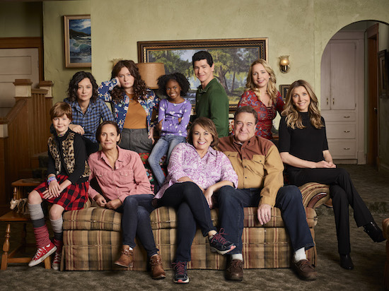 Roseanne canceled