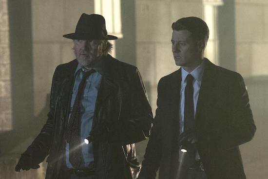 Gotham Ben McKenzie directing