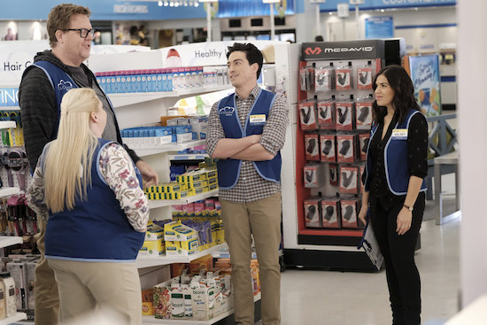 SUPERSTORE: 'Amnesty' Photos - Give Me My Remote